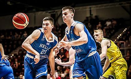 Καταιγίδα στην πρεμιέρα του Ευρωμπάσκετ Νέων η Εθνική!