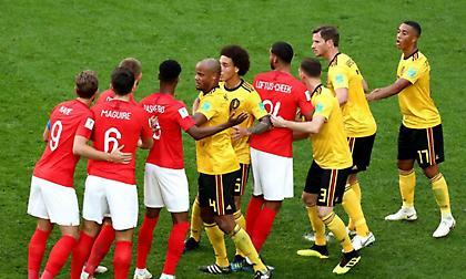 Τα highlights από το Βέλγιο-Αγγλία