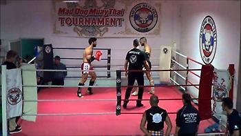 Mad Dog Muay Thai Turnament την Κυριακή 15 Ιουλίου στο Κιάτο