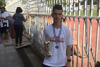 Εξαιρετικός ο Τζατζιμάκης στα 10.000 μέτρα βάδην στο Παγκόσμιο Εφήβων