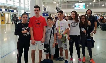 Έναρξη με επτά αγώνες για την Ελλάδα στο Ευρωπαϊκό Πρωτάθλημα πινγκ πονγκ νέων