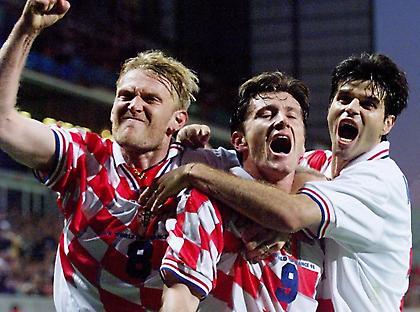 Κροατία 1998 vs Κροατία 2018 σημειώσατε… άσο