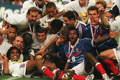 Γαλλία 1998: Τότε και τώρα