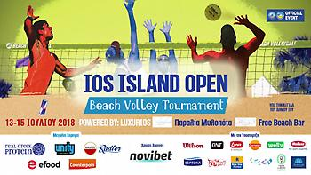Live Streaming: Ios Open Beach Volley Tournament