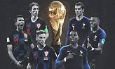 LIVE: Γαλλία-Κροατία (18:00)