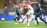 Ισοφάρισε η Κροατία με την γκολάρα του Πέρισιτς! (video)