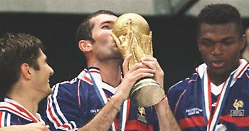 Η «πρώτη» φορά της Γαλλίας (video)
