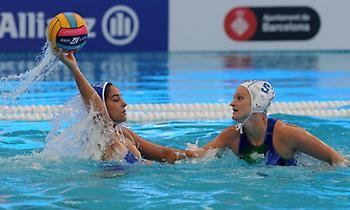 «Γονάτισε» την Ιταλία και έκανε το 2/2 η Εθνική πόλο Γυναικών!