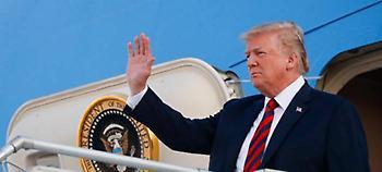 Ο Τραμπ συγχαίρει τη Γαλλία για την κατάκτηση του Μουντιάλ