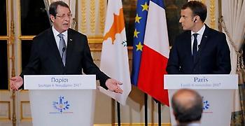 Αναστασιάδης σε Μακρόν: Συγχαρητήρια στη Γαλλία για την πανάξια κατάκτηση του Μουντιάλ