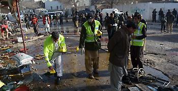 Πακιστάν: Στους 149 οι νεκροί από επίθεση καμικάζι σε προεκλογική συγκέντρωση