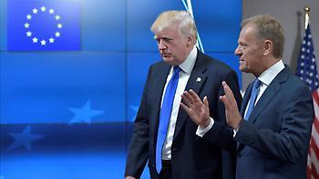 O Tουσκ απαντά στον Τραμπ: ΗΠΑ και ΕΕ είναι οι καλύτεροι φίλοι