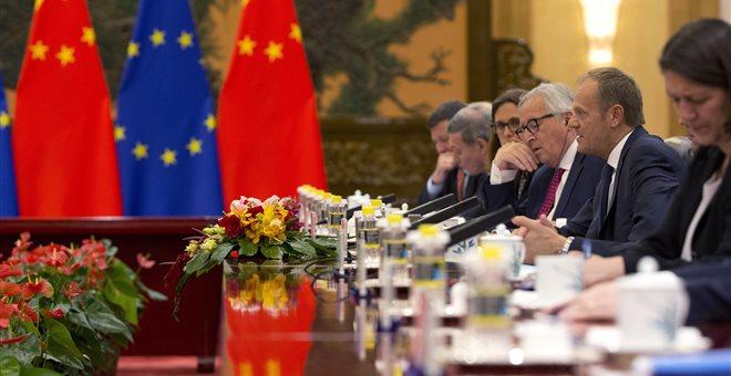 Η Κίνα επιδιώκει μεγαλύτερη ισορροπία στο εμπόριο με την Ευρωπαϊκή Ένωση