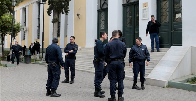 Ανθρωποκυνηγητό κατά Γεωργιανού που απέδρασε από την πρώην σχολή Ευελπίδων
