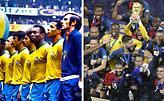 Μόνο η Βραζιλία του Πελέ νεότερη από τη Γαλλία
