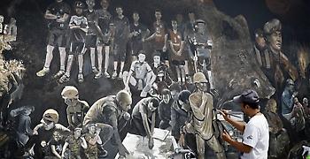 Οι Ταϊλανδοί ευχαρίστησαν τα πνεύματα του σπηλαίου για τη διάσωση των 12