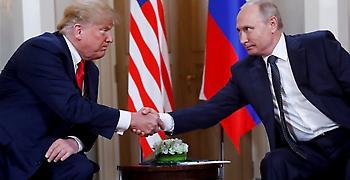 Τραμπ προς Πούτιν: Θέλω «έκτακτη σχέση» με τη Ρωσία