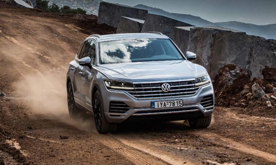Το νέο Volkswagen Touareg στην Ελλάδα