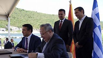 Νένα Βενετσάνου: Δεν υπέγραψα ποτέ υπέρ της συμφωνίας των Πρεσπών