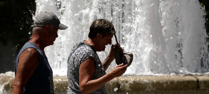 Καμίνι η Ελλάδα την Τρίτη -Η θερμοκρασία θα φτάσει μέχρι και τους 38 βαθμούς
