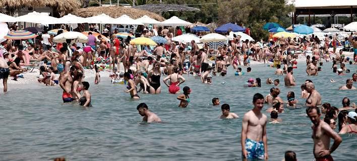 Καμίνι η Ελλάδα σήμερα - Η θερμοκρασία θα φτάσει μέχρι και τους 38 βαθμούς