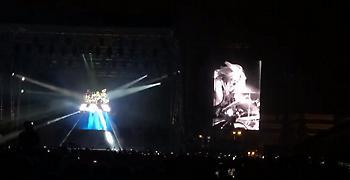 Χιλιάδες κόσμου κατέκλυσαν το Καλλιμάρμαρο για τη συναυλία των Scorpions