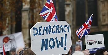 Πρόστιμο στην ομάδα που «έτρεχε» την προεκλογική εκστρατεία υπέρ του Brexit