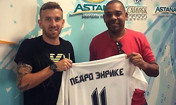 Ενρίκε: «Ευχαριστώ την Αστάνα για την ευκαιρία»