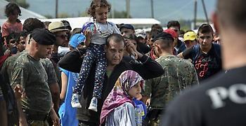Άμαχοι Σύροι προσέγγισαν το μεθοριακό φράκτη του Ισραήλ και οπισθοχώρησαν