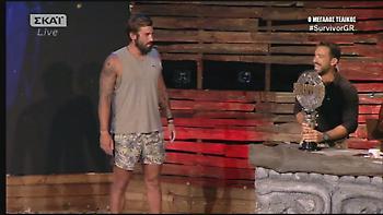 Ο νικητής του Survivor στην πρώτη του ανάρτηση- «Η ζωή μας μπορεί να είναι γεμάτη με στίβους μάχης»