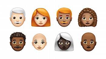Περισσότερα από 70 νέα emoji παρουσίασε η Apple