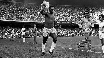 Το τελευταίο παιχνίδι του Πελέ με την εθνική Βραζιλίας
