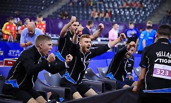 Παίζουν για μετάλλιο στο Ευρωπαϊκό οι νέοι