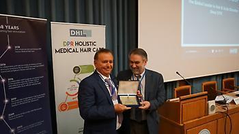 Ιστορική βράβευση για το DHI Global Medical Group
