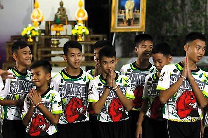 Συγκλονιστικές μαρτυρίες των παιδιών που διασώθηκαν από σπήλαιο στην Ταϊλάνδη