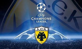 Οι πιθανοί αντίπαλοι της ΑΕΚ στον τρίτο προκριματικό γύρο του Τσάμπιονς Λιγκ