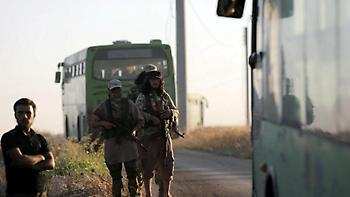 Eκκενώθηκαν προπύργια των τζιχανιστών στη βορειοδυτική Συρία