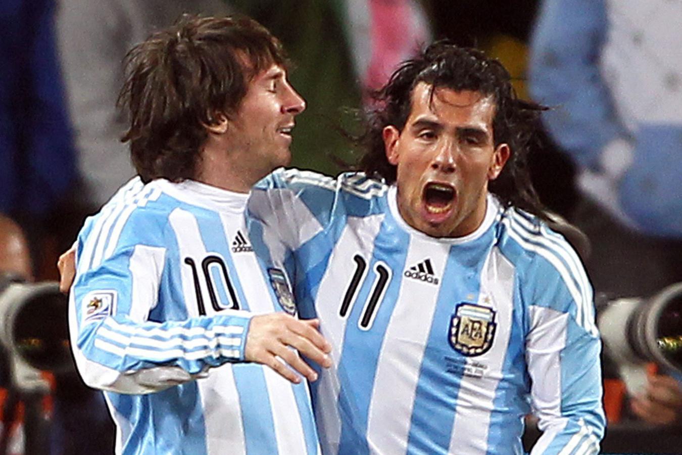 Τέβες: «Χρειαζόμαστε τον Μέσι, είναι η ψυχή της Αργεντινής»