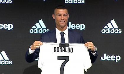 Πόσα γκολ θα βάλει ο Κριστιάνο Ρονάλντο με τη Γιουβέντους;