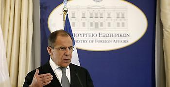 Ακυρώνεται η επίσκεψη Λαβρόφ στην Αθήνα τον Σεπτέμβριο