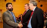 Έκτακτη Γενική Συνέλευση στην ΕΙΟ παρουσία του υφυπουργού αθλητισμού
