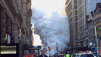Μεγάλη έκρηξη στο κέντρο του Μανχάταν