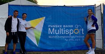 Διέπρεψαν οι Έλληνες αθλητές στο Παγκόσμιο Πρωτάθλημα Multisport