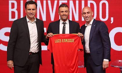 Λουίς Ενρίκε: «Σίγουρα θα υπάρχουν εκπλήξεις στις πρώτες κλήσεις στην εθνική Ισπανίας»