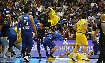 Μέικερ: «Διαφωνώ με την τιμωρία της FIBA, πήγα να προστατεύσω συμπαίκτες μου»
