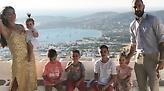 Η οικογένεια Σπανούλη σε... πλήρη σύνθεση στην Πάρο (pic)