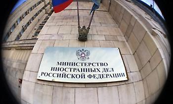 Νέα εξέλιξη: Εκλήθη στο ρωσικό ΥΠΕΞ ο Ελληνας πρέσβης στη Μόσχα