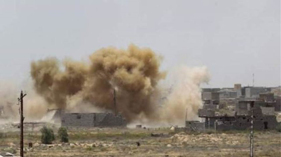 Έκρηξη σε αποθήκη καυσίμων στο Ιράν