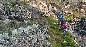 Andros Trail Race: Γνωριμία με τις διαδρομές