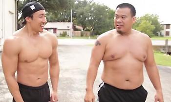 Δυνατό πρόγραμμα γυμναστικής για αρχάριους που θέλουν να χάσουν βάρος